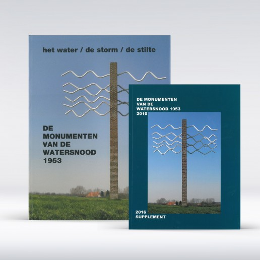 Monumenten van de watersnood + supplement
