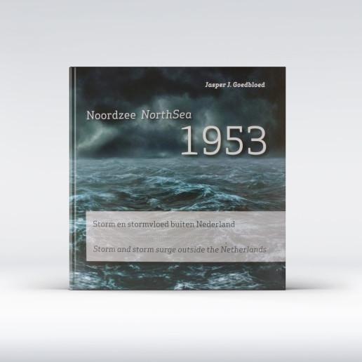 Noordzee 1953 Storm en stormvloed buiten Nederland.
