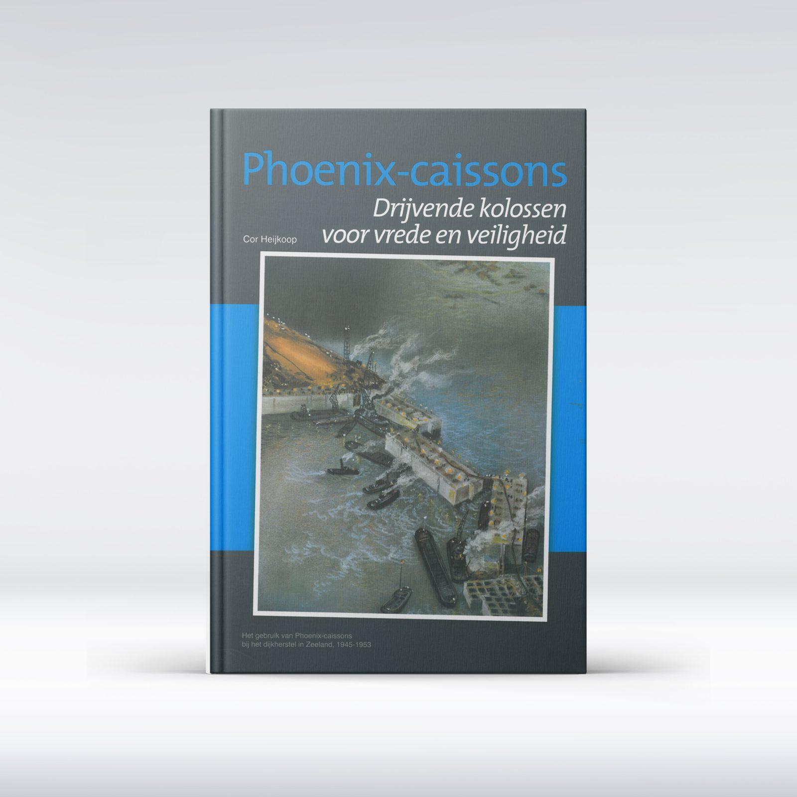 Phoenix Caissons Cor Heijkoop