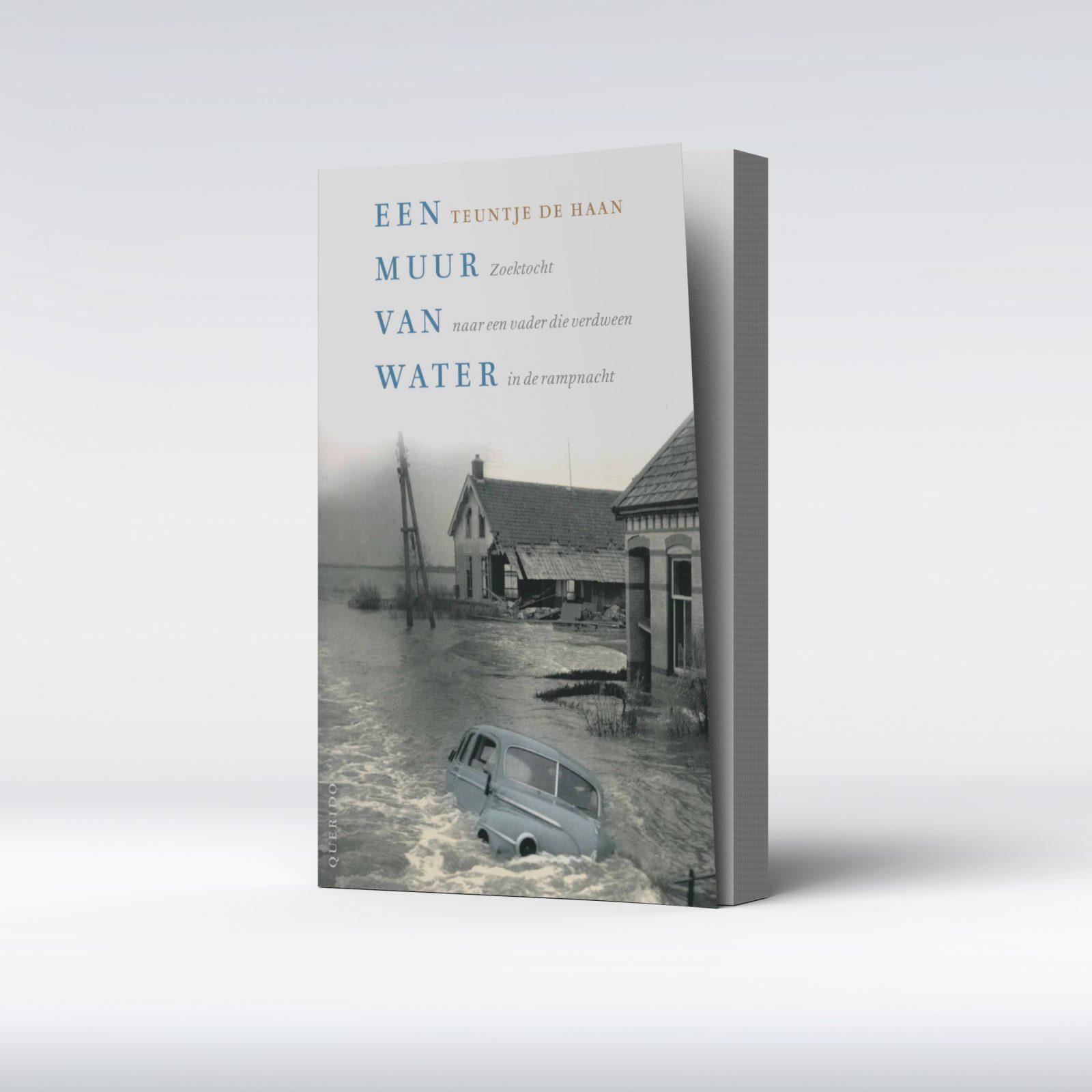 Een muur van water Teuntje de Haan