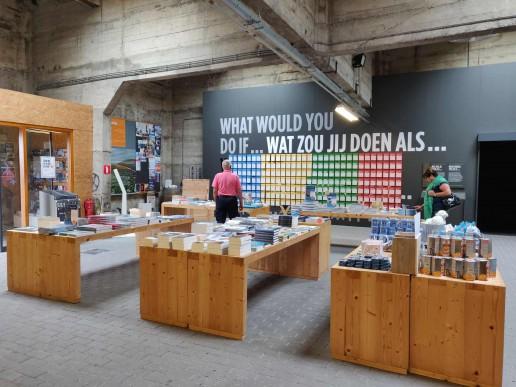 Museumwinkel Watersnoodmuseum